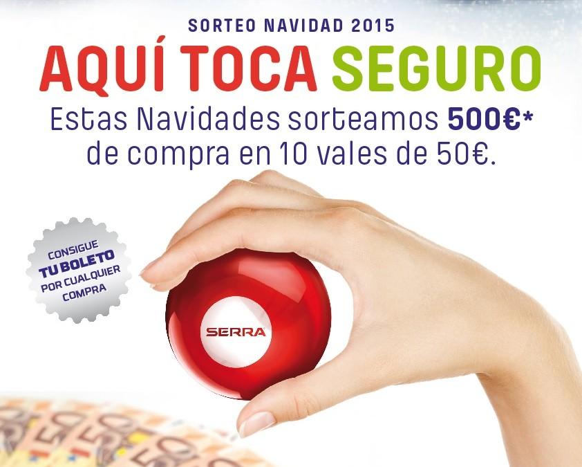 SORTEOS NADAL
