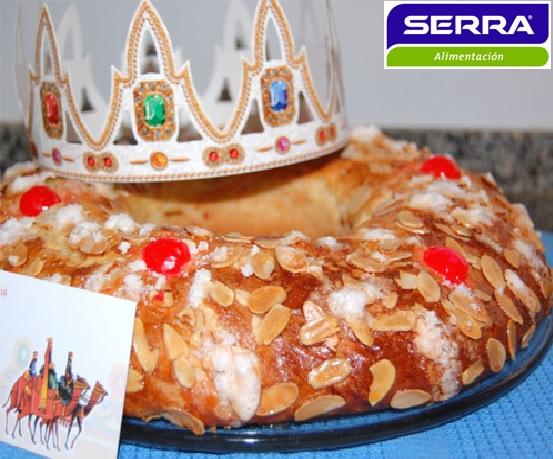 Preparastes o voso roscón de Reyes